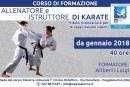 Corso di Formazione Allenatore e Istruttore di Karate