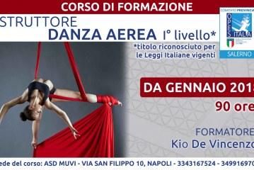 Corso di Formazione Danza Aerea