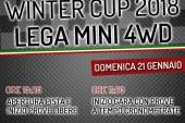 MINI4WD – VINCITORI WINTER CUP 2018!