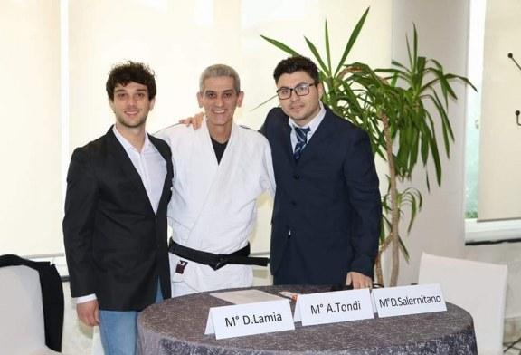 Judo-Esami Passaggio di Cintura Asd il Rio-Opes Salerno