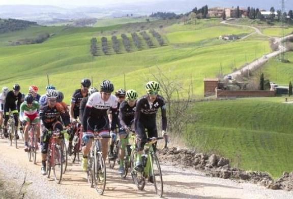 Ciclismo-GF Strade Bianche. Gli Auguri del Presidente provinciale. Opes Salerno