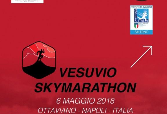 TRAIL RUNNING – 6 MAGGIO 2018 VESUVIO SKYMARATHON – OPES SALERNO