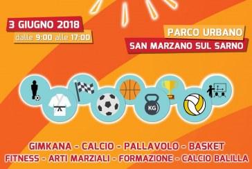 Summer Sport Experience – Un full-immersion per provare, giocare e vivere lo Sport.