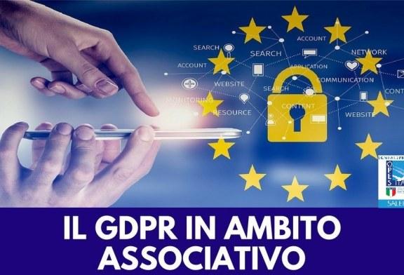 Privacy – Come Adeguarsi Al GDPR per le Associazioni