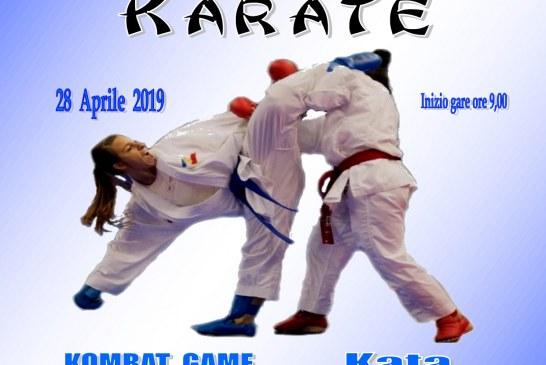 Karate. Campania Cup. Opes Salerno