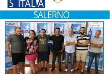Presentazione della nuova commissione del Calcio.Opes Salerno