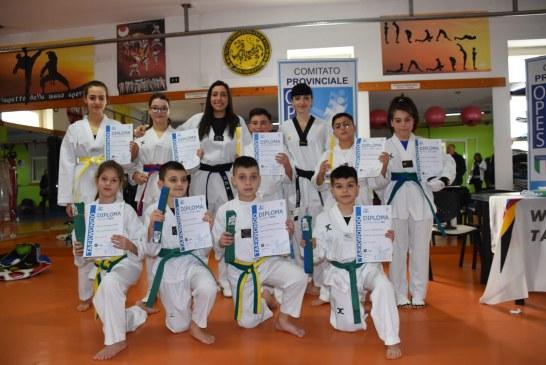 Taekwondo: gli auguri del Responsabile Opes Salerno ai neodiplomati