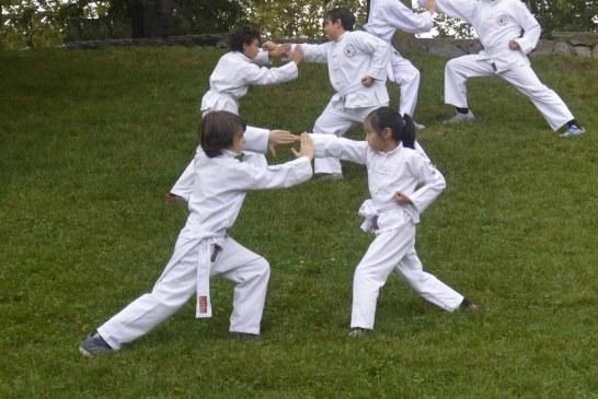 I benefici delle arti marziali sui bambini iperattivi