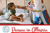 Nocera Inferiore (SA)- Colombe Pasquali per i Bambini dell'Ospedale Umberto I di Nocera Inferiore (SA). Opes Salerno